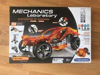 mechanics laboratory science museum toy vehicle Brand new used once