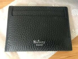 Mulberry Card Wallet