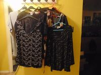 ladies clothes bundle,carboot,joblot,new are barely used,lot of items, very cheap idea for gifts