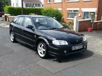 2000 MAZDA 323 SPORT 1.8 - LONG MOT - DRIVING GREAT - P/X TRADE IN WELCOME