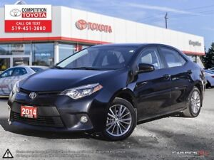 2014 Toyota Corolla LE Toyota Certified, Toyota Serviced, No...