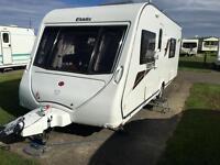 2011 Elddis Avante 540 fixed bed