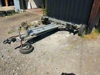Ex AA Swivel tow dolly