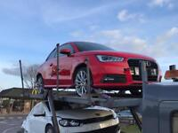 2017 AUDI A1 S LINE BREAKING FOR SPARES PARTS