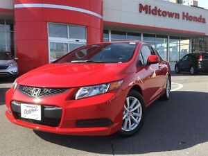 2012 Honda Civic EX-L* Navi*Sunroof*Bluetooth