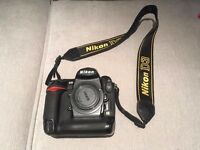 Nikon D3 full frame DSLR camera (body only) + all accessories