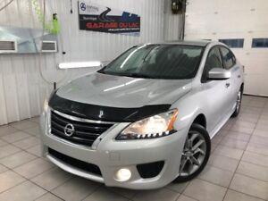 2014 Nissan Sentra SR - MAG - AILERON - CVT - 21101KM - COMME NE