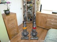 2 x Dyson dc25 ball vacumn cleaners £60.00 each 1 SOLD 1 STILL FOR SALE