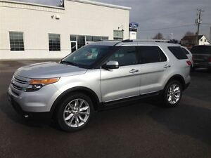2013 Ford Explorer Limited London Ontario image 9
