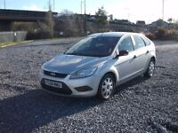 2009 '58' FORD FOCUS TD 90 SILVER - FULL Service History - EX Police Vehicle