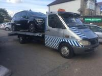 SPRINTER RECOVERY TRUCK FOR SALE 2005