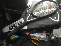 2 PRINCE AIR SERIES TENNIS RACKET: AIR RESPONSE 26 AND AIR ZOOM IDEAL FOR NEW STARTER £40 BOTH