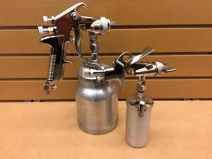 Ensemble de 2 x pistolets à peinture ***Produit à l'état neuf***  #F025344