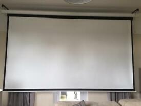 10' Cinema Screen