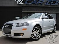 2006 Audi A3 2.0T Sportback Panoroof