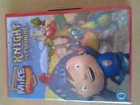 Mike the Knight dvd