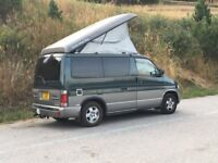 6 Seater Mazda Bongo Campervan with Montague Side Conversion