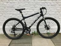 "Carrera Subway One Alu Disc Hybrid Bike AS NEW!! (18""/47cm)"