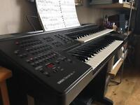 Yamaha electone el-7 organ digital piano