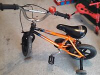 Children's bike 14 inch 10 pound only