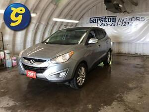 2011 Hyundai Tucson LIMITED*AWD*PANORAMIC ROOF*LEATHER SEATS*PAY