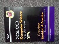 GCSE REVISION BOOKS JOB LOT