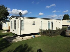Carabuild Moorland Static Caravan 35x12, 3 years old