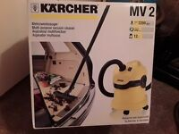 Karcher wet & dry vac