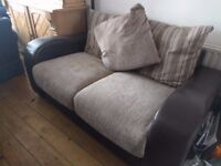 2 Seater Sofa - V. good condition - Gipsy Hill / Crystal Palace