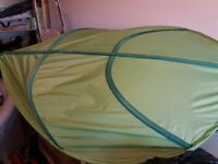 Ikea leaf bed canopy
