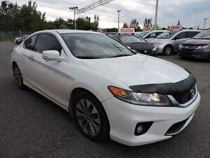 2014 Honda Accord EX-L-NAVI/ UN PROPRIETAIRE / JAMAIS ACCIDENTE