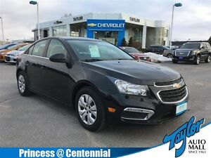 2016 Chevrolet Cruze LT 1LT| FWD One Owner