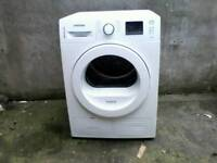 Samsung condenser tumble dryer with heatpump very good condition .
