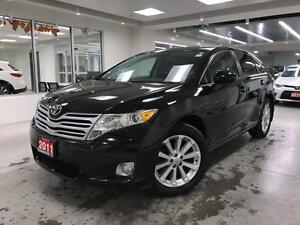 2011 Toyota Venza AWD, POWER GROUP, ONE OWNER, FULL SERVICE HIST