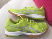ASICS Gel-Rocket 8 Squash Court Shoes Size 10-11