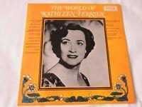 Kathleen Ferrier - Vinyl Record Collections