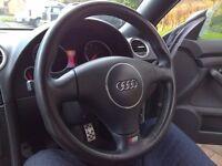 Audi Steering Wheel, S line A4 A6 TT