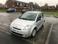 Citreon C2 10 months MOT full service hsitory Bargain !!!!!!!! low milage