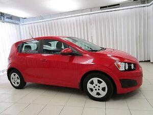 2013 Chevrolet Sonic LET THIS CAR FUEL YOUR SOUL!! 5DR HATCH w/