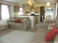 Luxury Static Caravan For Sale at Romney Sands Park with Private Fishing Lake Kent