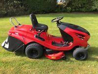 "Al-Ko T16-102HD 40"" Hydrostatic Ride On Tractor Lawnmower"