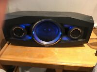 Sont GTK-N1BT speakers, sound and base are quality