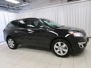 2017 Chevrolet Traverse NOW THAT'S A DEAL!! LT AWD SUV w/ HEATED