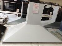 Beko select 90-100cm cooker hood. £60 RRP £169 new/graded 12 month Gtee
