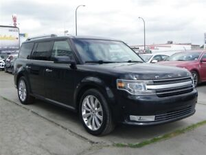 2013 Ford Flex Limited AWD|LOADED|GPS|B.CAM|DVD|LEATHER|ROOF