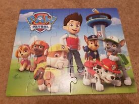 Jigsaws and Puzzles - Bundle of 7 items - age 3+