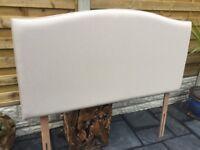 'Swanglen' King Size Headboard , New / Bagged