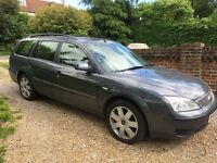 Mondeo Estate TDCI Reduced Quick Sale Possible Injector Fault.
