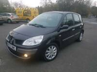 **2007/57 RENAULT SCENIC 1.6 DYN LONG MOT S/HISTORY 2 OWNERS FROM NEW GOOD RUNNER**