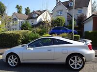 (2004) TOYOTA Celica VVTi (Premium+Sport Pack's) LOW MILEAGE, FULL LEATHER, TOP SPEC, IMMACULATE CAR